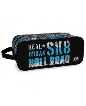 Roll Road SK 8 Zapatillero Negro 0