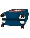 Disney Funda para maleta de cabina Mickey Azul (Foto 2)