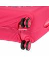 Disney Funda para maleta de cabina Minnie fucsia Rosa (Foto 2)