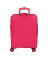 Disney Funda para maleta de cabina Minnie fucsia Rosa (Foto 4)