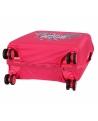 Disney Funda para maleta de cabina Minnie fucsia Rosa (Foto 6)