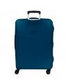 Disney Funda para maleta mediana Mickey azul Azul (Foto 4)
