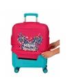 Disney Funda para maleta mediana Minnie Fucsia (Foto 7)