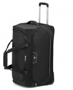 Bolsa de viaje con ruedas Roncato Joy Negra - 58cm | Maletia.com