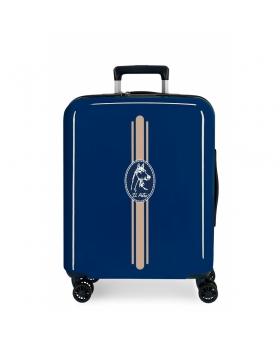 El Potro Maleta de cabina  Galan rígida  Frisón Azul - 1
