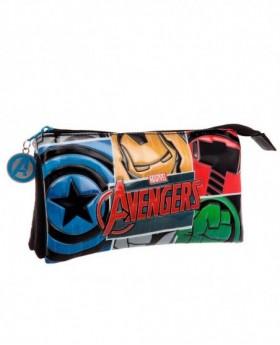 Marvel Avengers Icons Estuche Negro