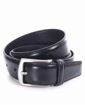 Miguel Bellido Cinturón clásico Piel Negro 110 0