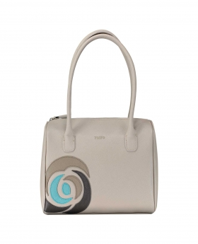 Totto Bolso mujer color gray morn Gris - 1