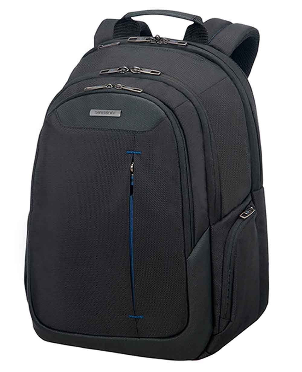 "Samsonite Guardit Up 16"" Mochila Negra (Foto )"