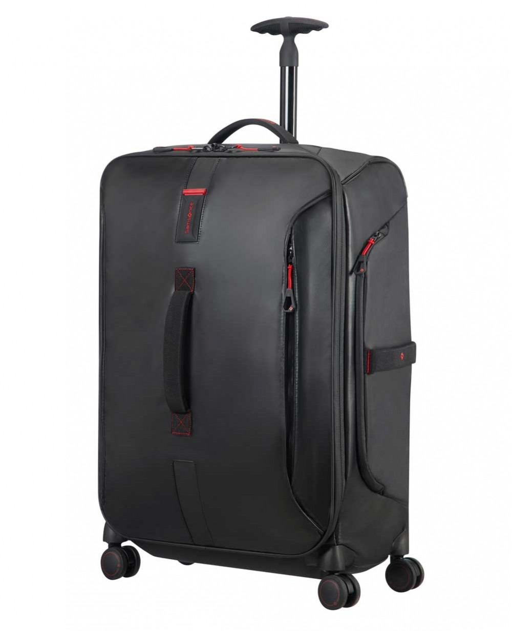 Samsonite Paradiver Light Maleta mediana Negra (Foto )
