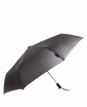 Pierre Cardin Paraguas plegable automático Negro 0