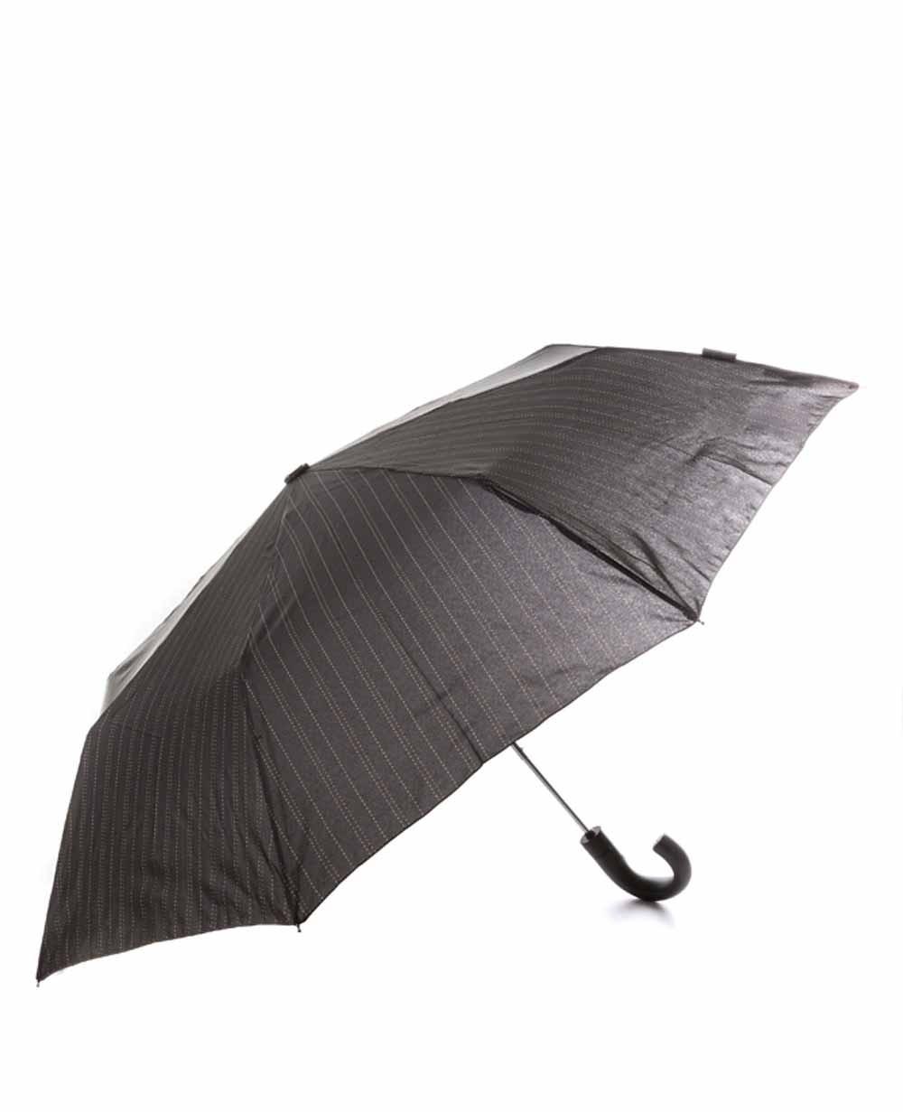 Pierre Cardin Paraguas plegable automático Negro (Foto )