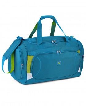 Bolsa de viaje Roncato City Break Azul Pacífico - 55cm | Maletia.com