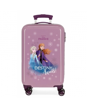 Frozen Maleta de cabina  Destiny Awaits rígida  Morado - 1