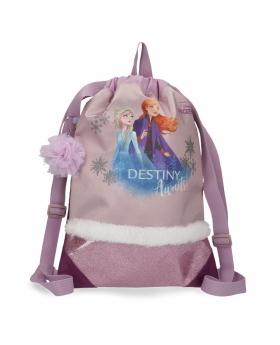 Frozen Mochila saco  Destiny Awaits Morado - 1