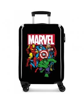 Marvel Maleta de Cabina Sky Avengers rígida  Negra Negro - 1