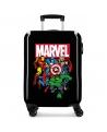 Marvel Maleta de Cabina Sky Avengers rígida  Negra Negro (Foto 8)