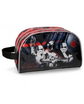 Neceser Star Wars VIII Negro - 26cm | Maletia.com