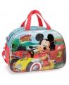 Mickey Roadster Bolsa de viaje Azul (Foto 1)