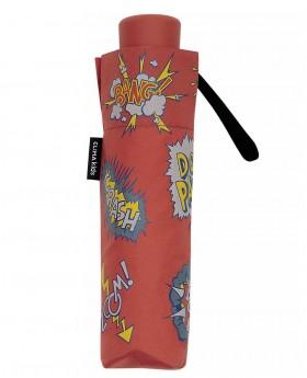 Paraguas Clima Kids plegable Rojo - 54cm | Maletia.com
