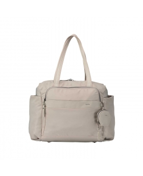 Totto Bolso shopper mujer color gris Multicolor Baryk - Multicolor | Maletia.com