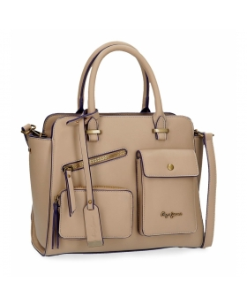 Pepe Jeans Bolso  Zoe Taupe  Beige - 1