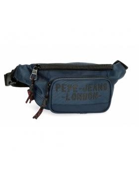 Riñonera  Bromley  Pepe Jeans Azul 35cm | Maletia.com