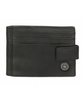 Pepe Jeans Tarjetero  Button  Negro - 1