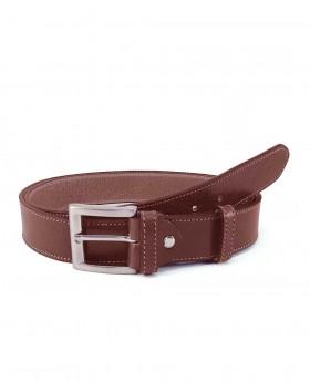 Cinturón de piel Wildzone sport Marrón - 120cm | Maletia.com