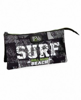 Roll Road Surf Estuche Negro 0
