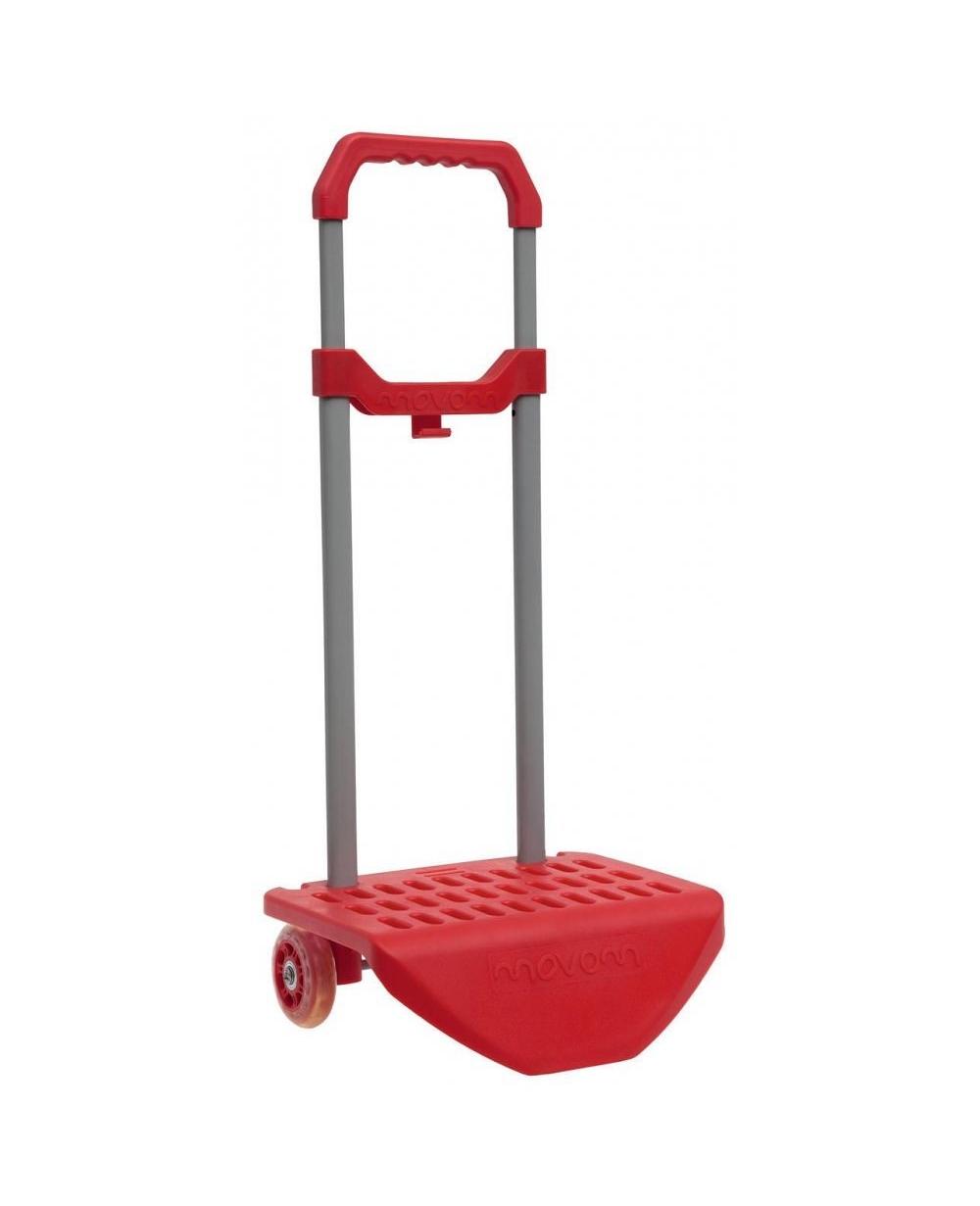 Movom Plataforma Universal Carro Rojo