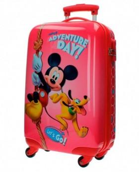Disney Adventure Day Maleta de mano Roja