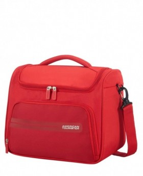 American Tourister Summer Voyager Neceser Rojo