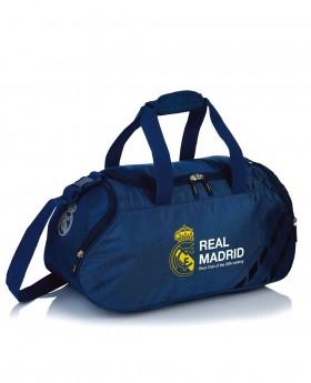 Bolsa de deporte Real Madrid Azul 48 cm | Maletia.com