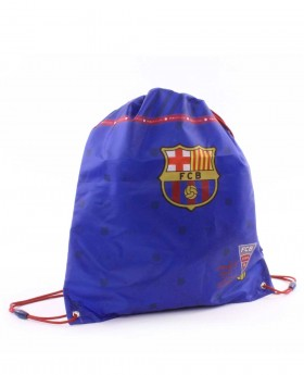 Gymsack FC Barcelona Azul - 42cm | Maletia.com