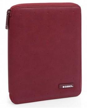 "Gabol Alpha 8"" Portafolio A5 tablet Rojo"