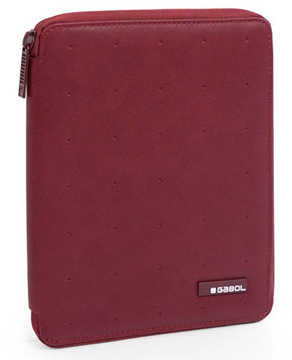 "Gabol Alpha 8"" Portafolio A5 tablet Rojo (Foto )"