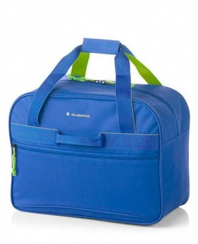 Bolsa de Viaje Gladiator Expedition S Azul - 41cm | Maletia.com
