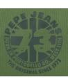 Pepe Jeans Estuche  Joss tres compartimentos Verde (Foto 2)