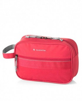 Gladiator Expedition Neceser Aseo Rojo
