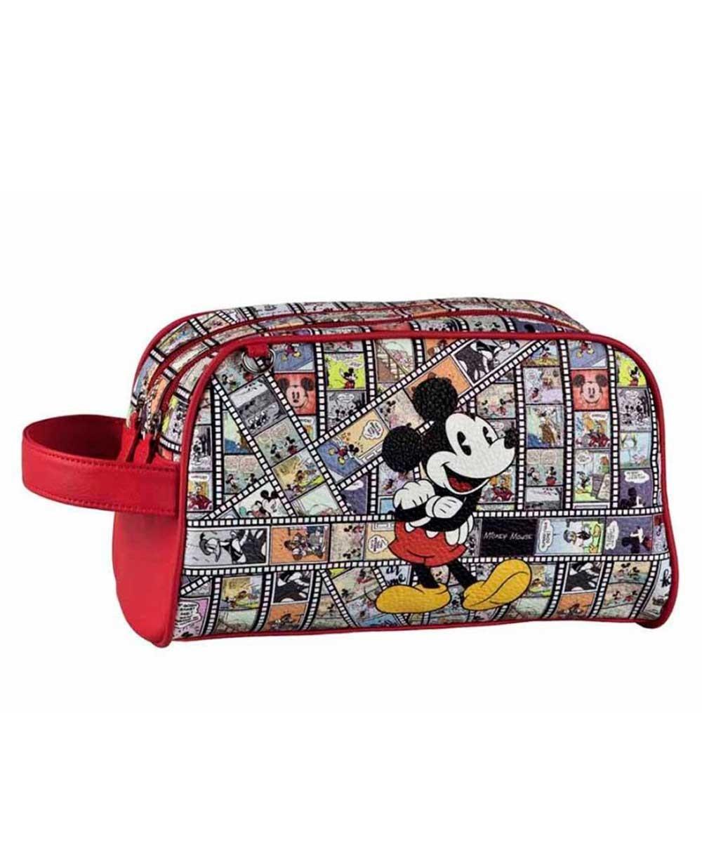 Mickey Film Neceser Rojo (Foto )