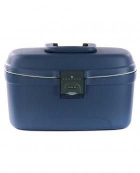 Neceser Roncato Light Azul Marino - 36cm | Maletia.com