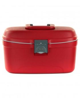 Neceser Roncato Light Rojo - 36cm | Maletia.com