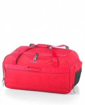 Bolsa de Viaje Gladiator Expedition L Roja - 59cm | Maletia.com