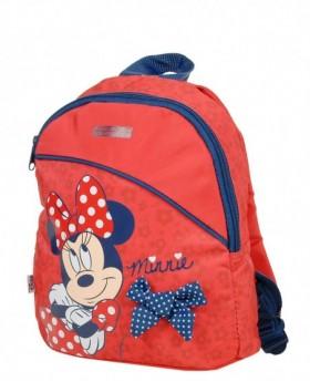 American Tourister Minnie Bow Mochila S preescolar Roja 0