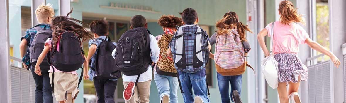 Escolar Mochilas, Estuches, Carros y Neceseres | Maletia.com